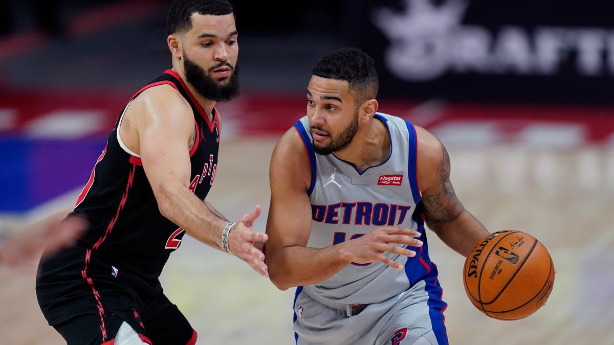 Young Pistons core makings strides under tutelage of Joseph, other veterans 1