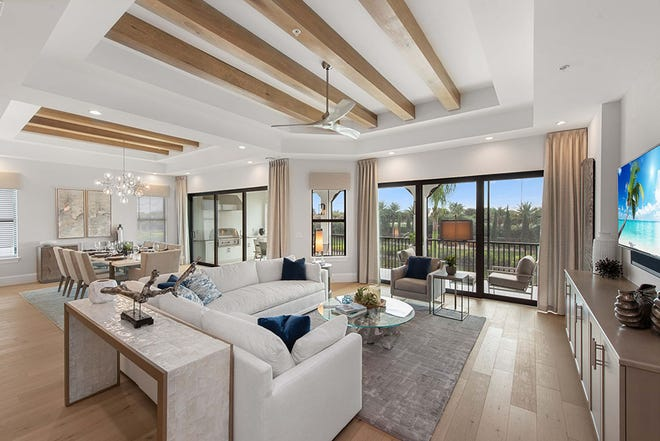 Talis Park has announced the final phase of Corsica coach homes, offering 2,550- and 3,400-square-feet of living space and fairway, water and garden views.