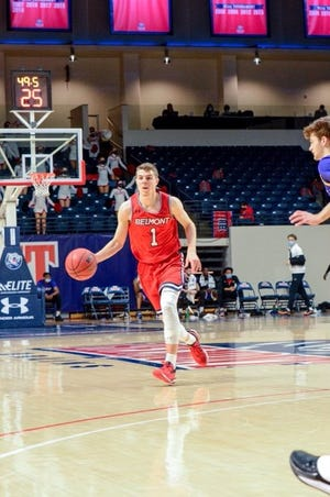 Belmont guard and former Waunakee star Mitch Listau has committed to the University of Wisconsin-Green Bay.