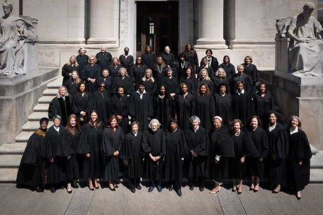 Women of the Shelby County Judiciary