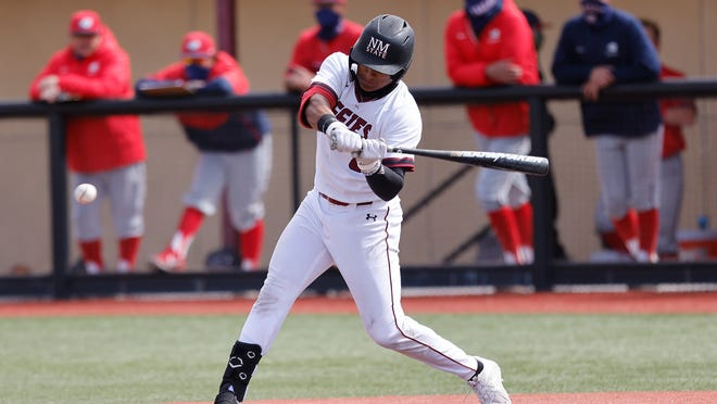 New Mexico State lost 6-1 at Seattle in a Western Athletic Conference series finale on Tuesday.