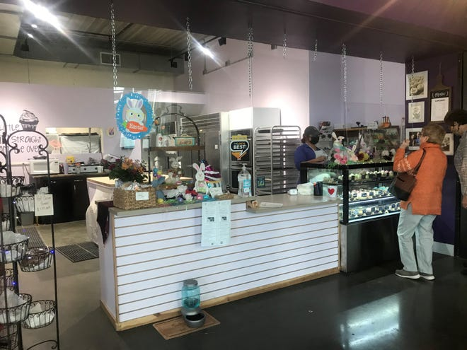 Intoxibakes is moving inside the Jones421 building to a bigger space formerly filled by OG Greens.
