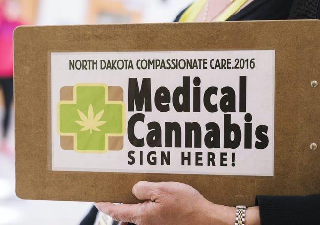 It took almost two years for North Dakota to implement its medical marijuana program that was approved by voters in 2016.