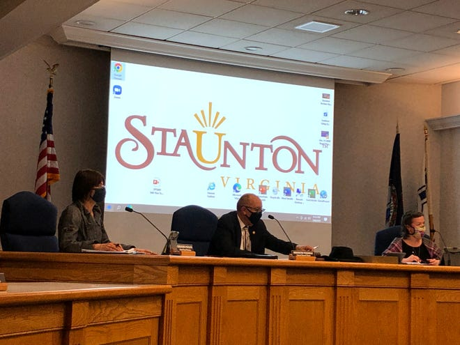 The Staunton School Board met in March to discuss the budget, among other items on its agenda.