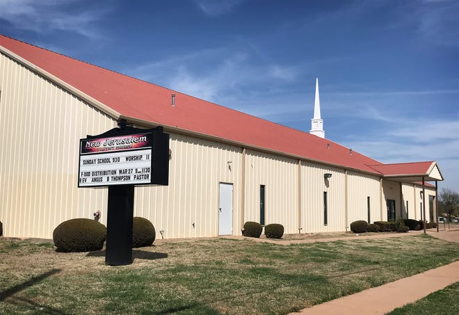 New Jerusalem Baptist Church will be the site of another vaccination clinic.