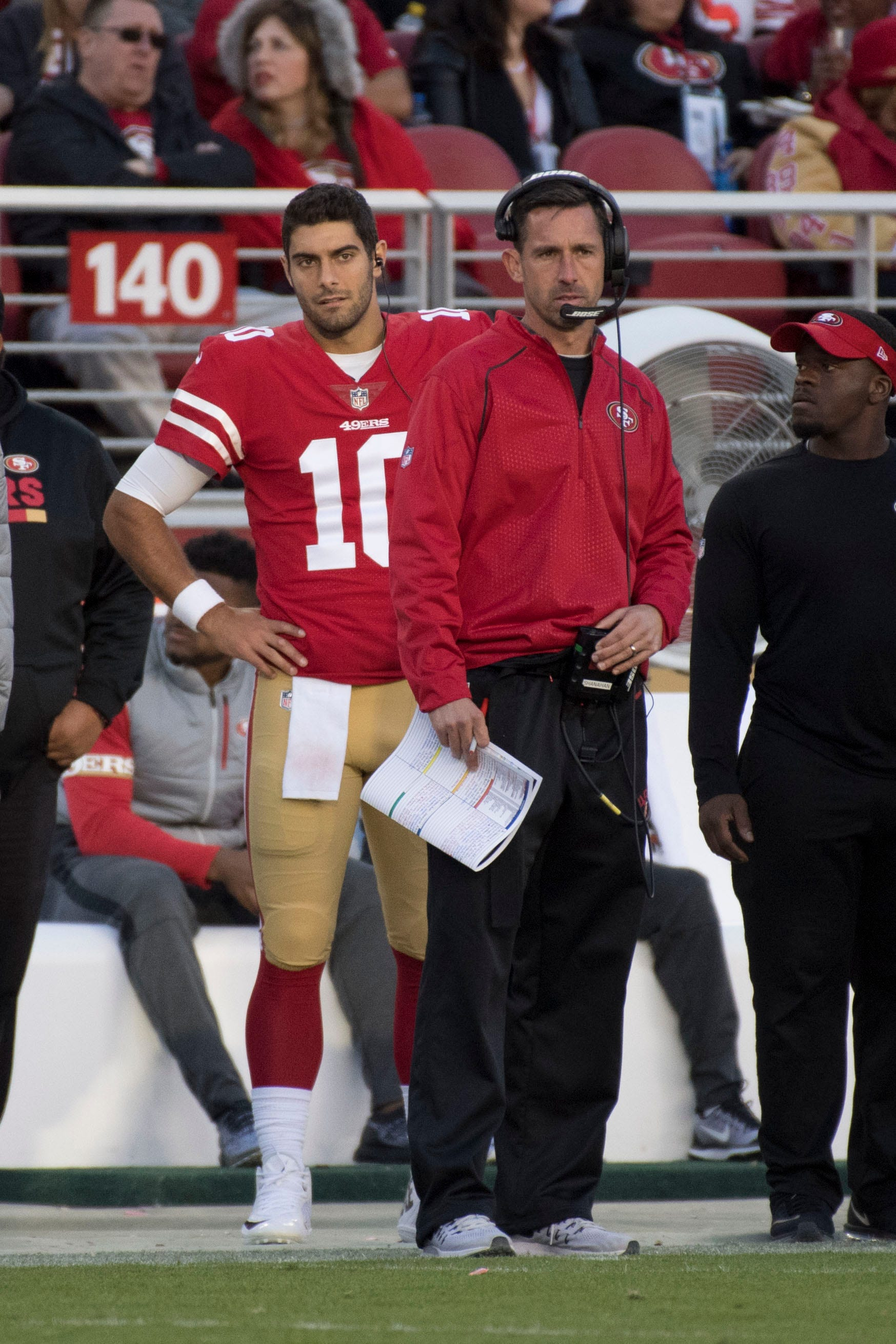 Why Jimmy Garoppolo will be the Niners starter this season