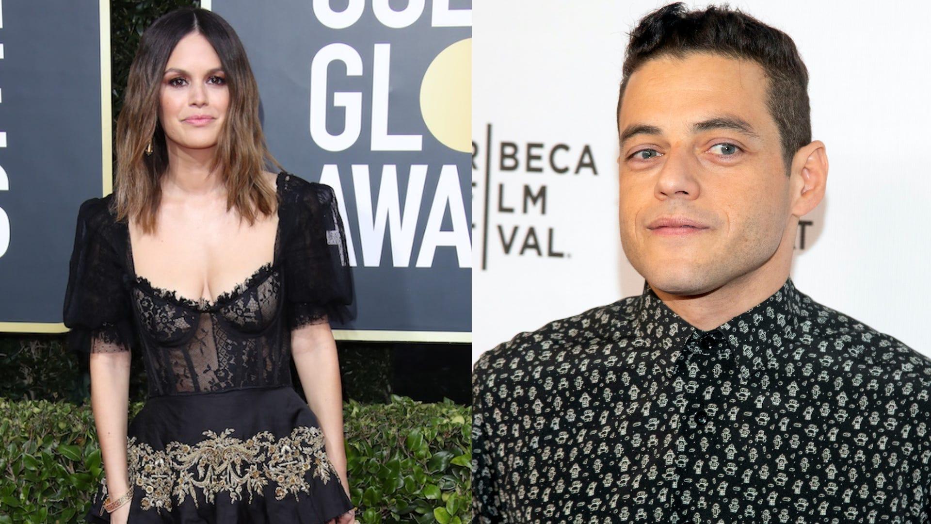Rachel Bilson reveals why Rami Malek asked her to delete their high school Instagram photo
