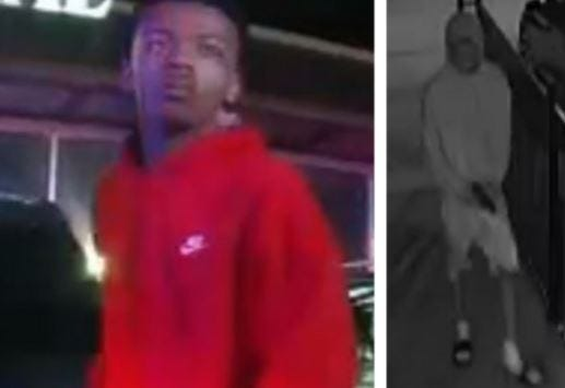 Austin police on Wednesday said the man pictured above is a person of interest in a shooting that occurred earlier this month.