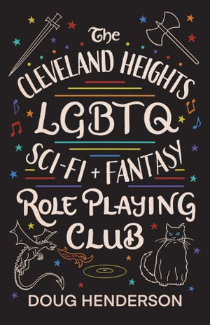 """""""The Cleveland Heights LGBTQ Sci-Fi & Fantasy Role Playing Club"""""""