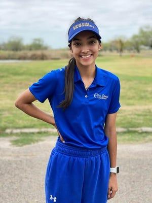 San Diego junior Eliana Vidal