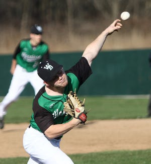 West Branch pitcher David Cunningham will lead the Warriors as they navigate the Division II baseball tournament starting next week.