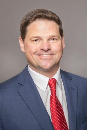 Cheboygan County Administrator Jeff Lawson