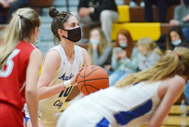 Madison Smith and the majority of the Mackinaw City varsity girls basketball team will return for the 2021-22 season and be a contender once again.