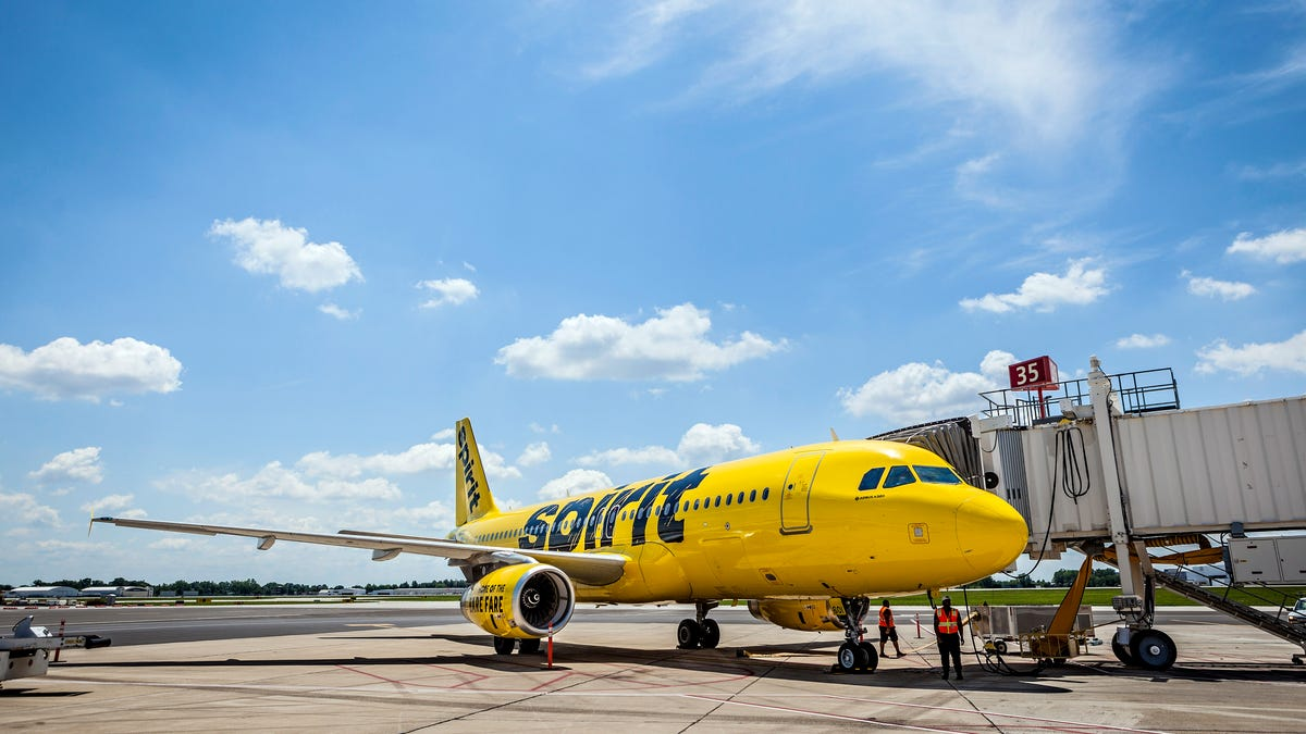 Spirit Airlines to add daily nonstop service Columbus-Los Angeles