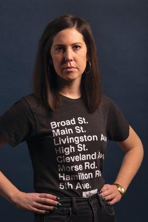 Molly Shack, co-executive director of the Ohio Organizing Collaborative