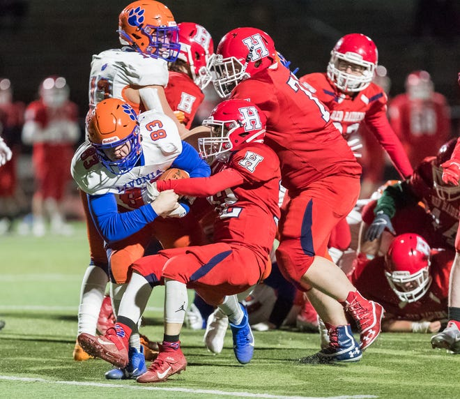 The Hornell Red Raiders look to get over the Livonia loss with a trip to Waterloo on Thursday evening