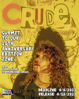 CRUDE Media and model Nia Matunde produced a recent cover photo.