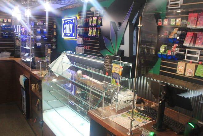 Arcanna, 29 Beardsley Road, in Ionia, began selling adult use marijuana to customers Wednesday, March 31.
