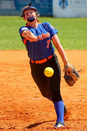 Bartow freshman pitcher Red Oxley went 3-0 last week to help the Yellow Jackets win the Tournament of Champions.