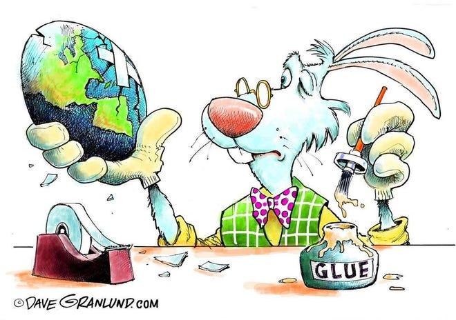 A Dave Granlund cartoon