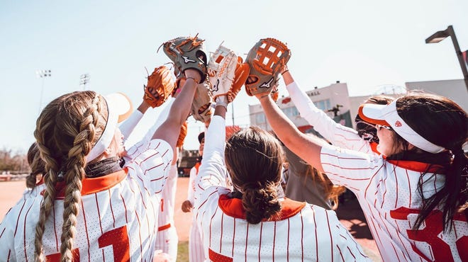 Oklahoma State hosts Iowa State beginning Thursday in the first Big 12 series at Cowgirl Stadium this season [Courtesy OSU Athletics]