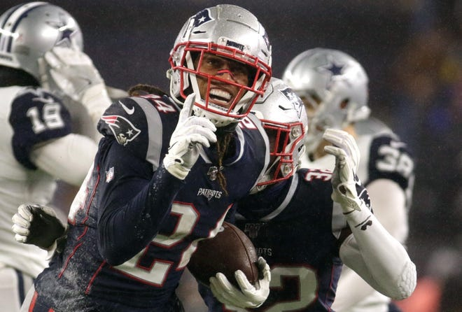 The Patriots need to determine whether shutdown cornerback Stephon Gilmore fits into their long-term plans.