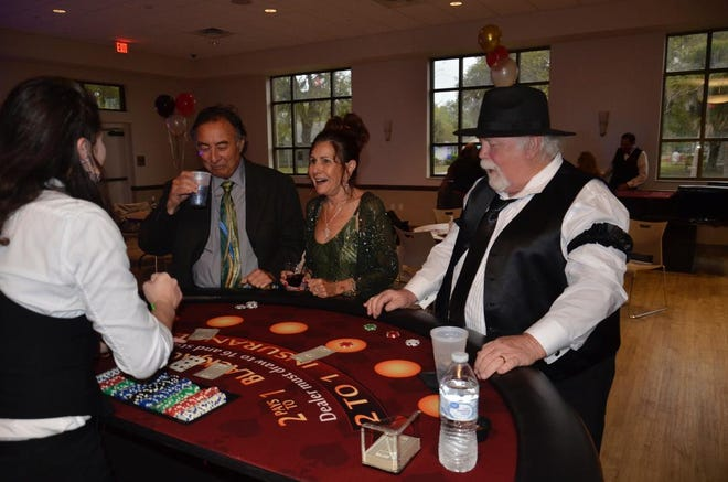 The Krewe of the 13 hosted its second annual Casino Night March 20.