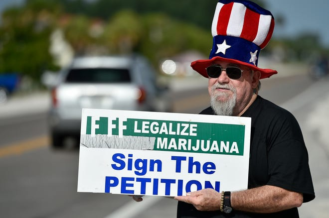 71% of Florida voters approved the adoption of medical marijuana without any preconditions in 2016; today, polls indicate nearly 60% want full legalization.