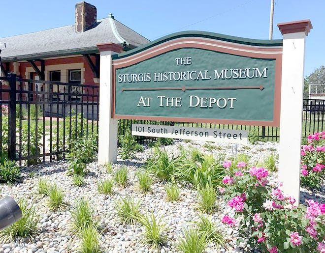 Sturgis Historical Society has announced dates for reopening at Sturgis Historical Museum — At the Depot and Freight House.