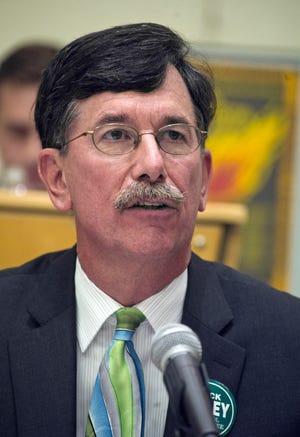 Worcester School Committee member Jack Foley