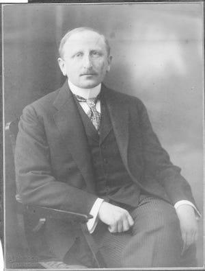Richard Neumann before WWII.