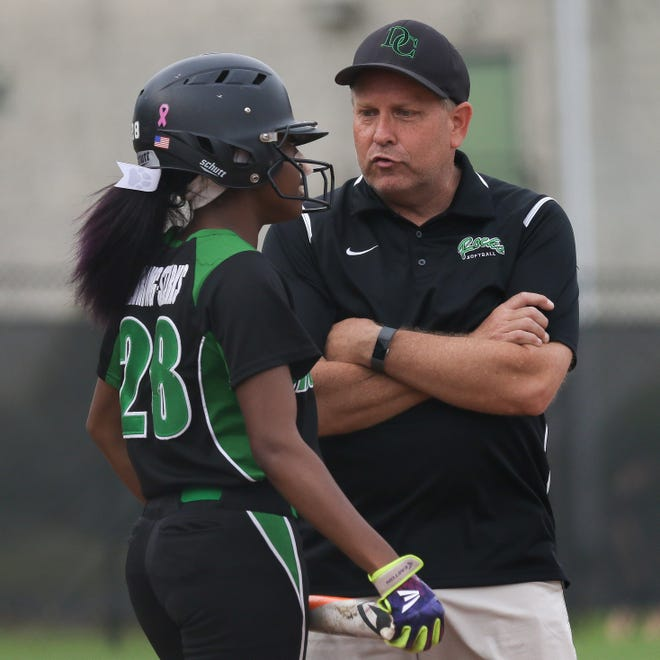 """Coffman softball coach Scott Tillman has a team that is short on varsity experience but not talent. """"Most seasons I've had a good idea shortly after tryouts of who my starters will be,"""" he said. """"This year the competition has been much more intense."""""""