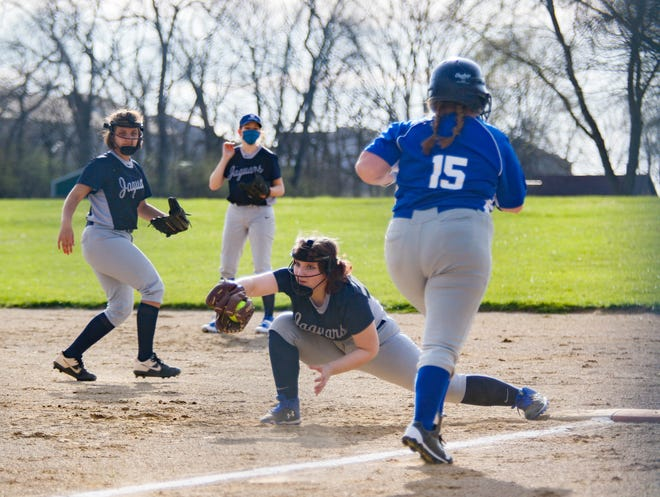 Wellington junior Lexi Robbins is expected to lead the offense for the softball team along with Alexis Burkhalter and Drew Ober.
