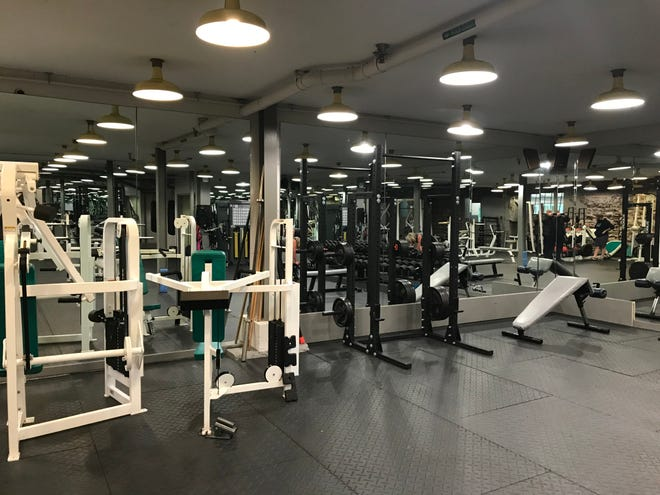 Marketplace Fitness is a small gym with a family feel, as seen on March 29, 2021.