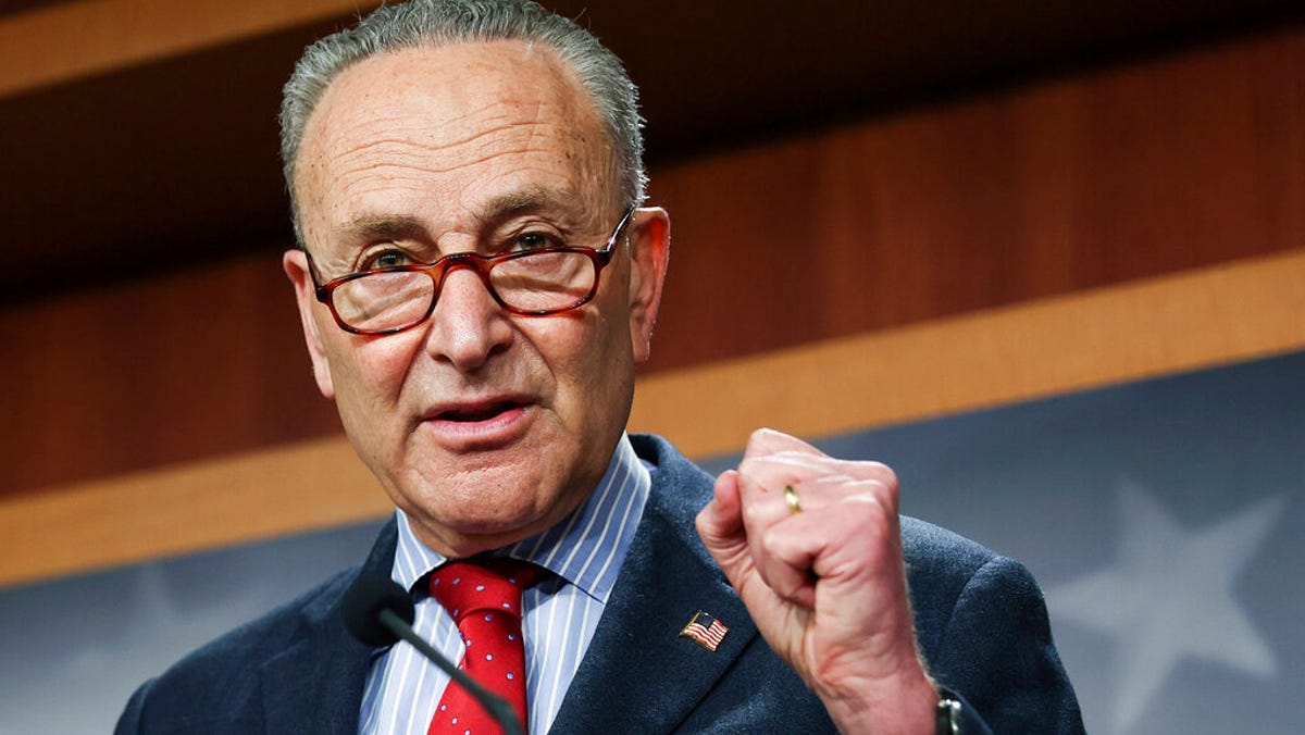Schumer calls on Trump's former AGs to testify about data seizures 3