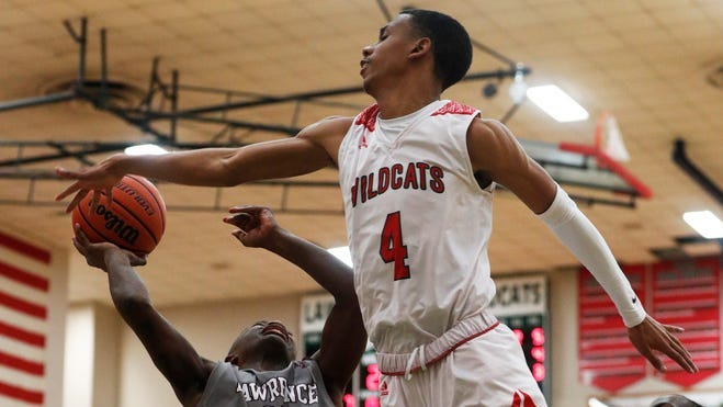Lawrence North's Gunn remains 'firmly committed' to IU