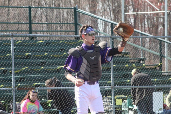Lexington's Chase Carter hopes to lead the Minutemen to their third consecutive OCC title.