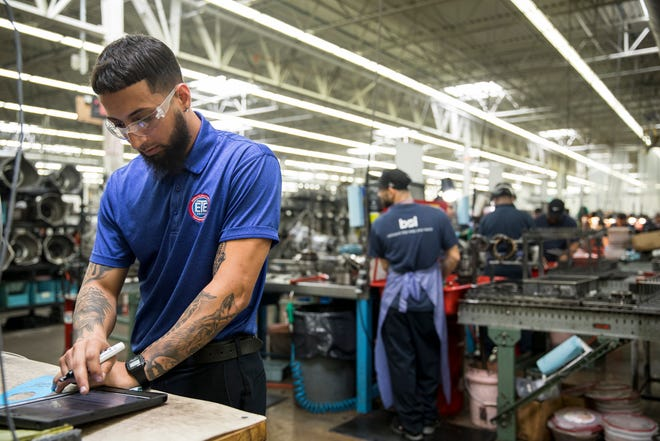 Milwaukee-based ETE Reman, the nation's largest remanufacturer of transmissions in the U.S., has grown steadily and now employs more than 600 people.