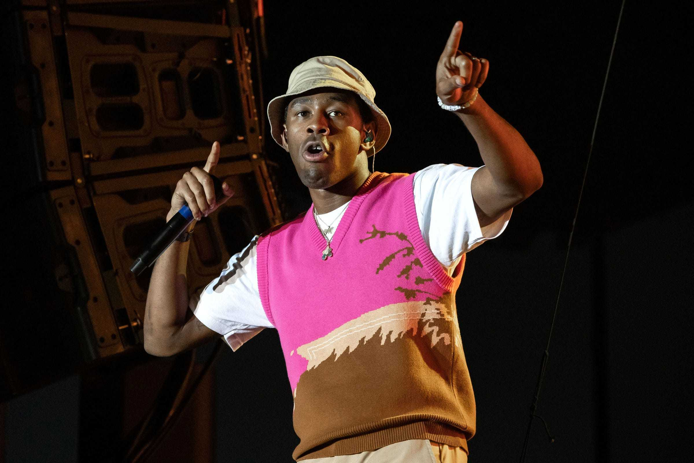 Tyler, The Creator is bringing his  Call Me If You Get Lost  tour to Milwaukee s Fiserv Forum
