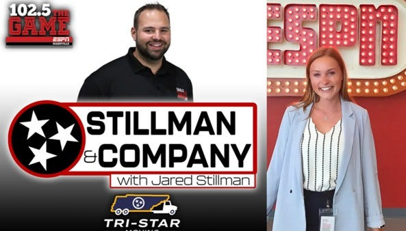 Caroline Fenton will join Jared Stillman as co-host on the Stillman & Company afternoon drive sports talk radio show on ESPN The Game 102.5-FM.