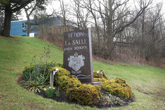 Seton-LaSalle High School.