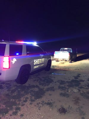 Crockett County Sheriff's deputies arrested six people after discovering illegal immigrants on Monday, March 29, 2021.