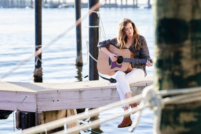 Nashville songwriter and Tallahassee native Allison Clarke will perform at the Word of the South on April 10.
