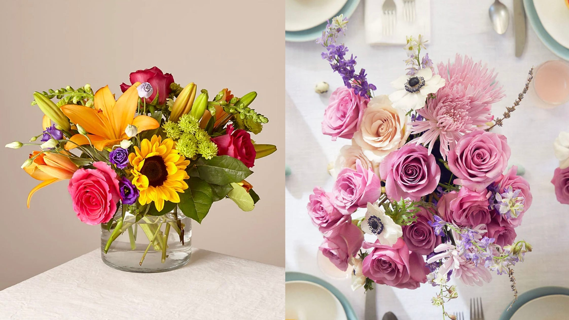 The 12 best places to order flowers online for Mother's Day