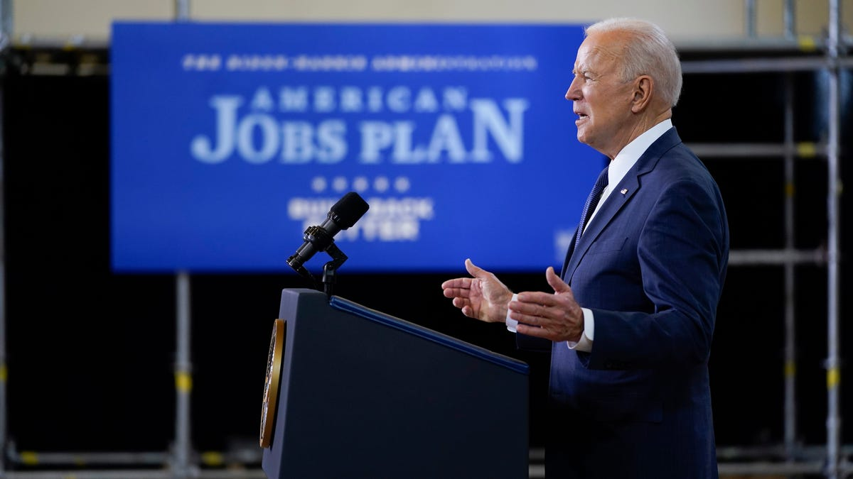 Biden builds solid infrastructure proposal, but hard questions remain on American Jobs Plan