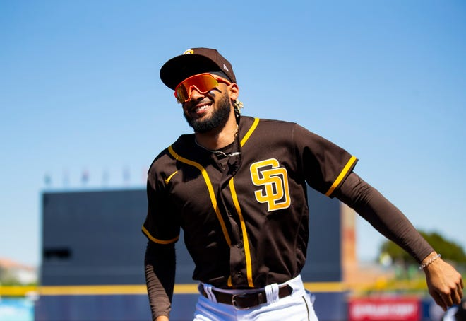 Tatis signed a 14-year, $340 million extension with the Padres after just 140 MLB games.
