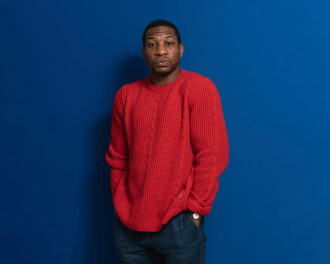 """Jonathan Majors had a huge 2020 with """"Lovecraft Country"""" and """"Da 5 Bloods."""""""