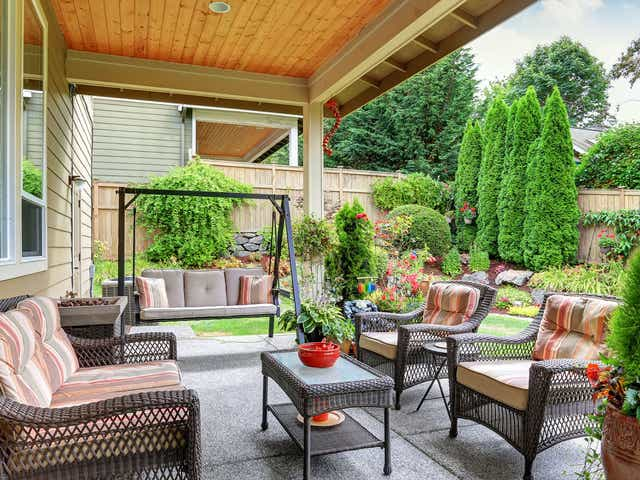 Patio Furniture Get Sets For, Home Depot Outdoor