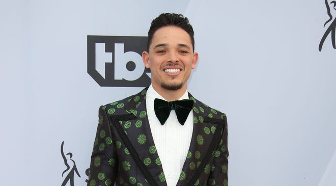 """Anthony Ramos, who is of Puerto Rican descent, will star in """"In the Heights,"""" which takes place in Washington Heights, New York City."""