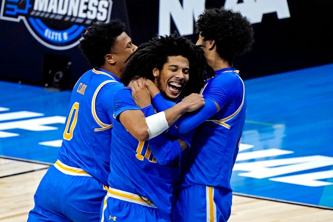UCLA is just the fifth No. 11 seed to reach the men's Final Four.